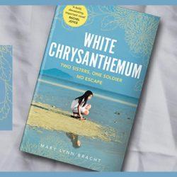 White Chrysanthemum mary lynn bracht