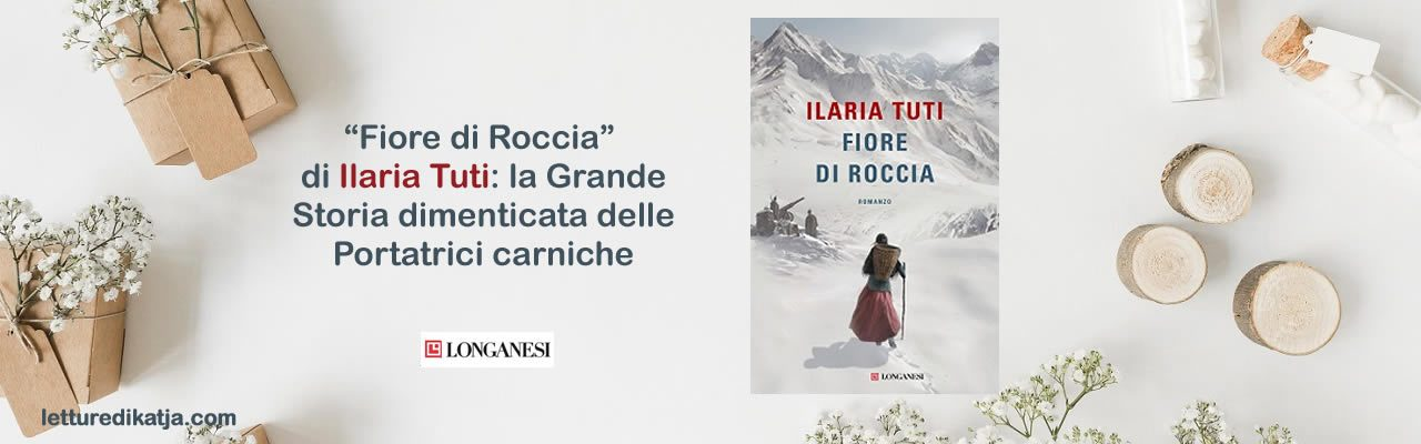 Fiore di roccia Ilaria Tuti LOnganesi letturedikatja.com