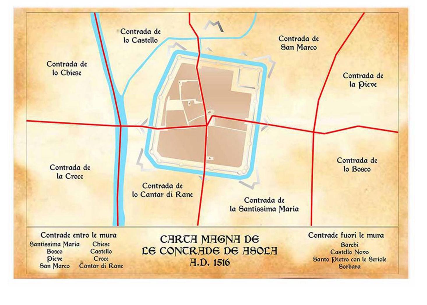 Mappa contrade Asola Ho fatto un sogno filastracca letturedikatja.com