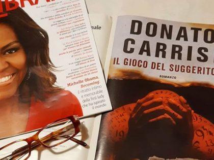 Il gioco del Suggeritore <br> di Donato Carrisi, Longanesi