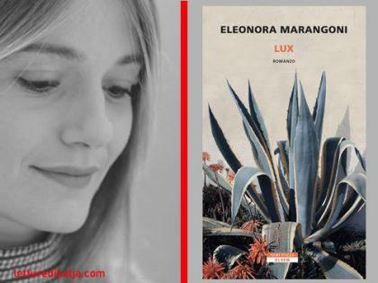 Lux <br> di Eleonora Marangoni, Neri Pozza
