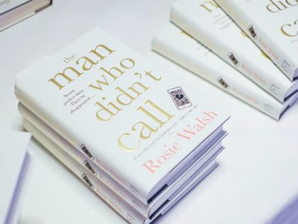 The man who didn&#8217;t call <br> by Rosie Walsh, Pan Macmillan