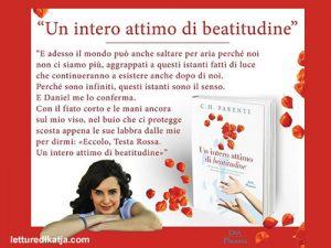 Un intero attimo di beatitudine <br> di Chiara Parenti, DeA Planeta