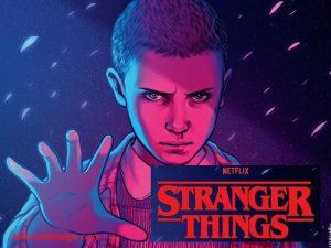 Stranger Thinghs – Il Sottosopra<br> di J. Houser e S. Martino, M. Salani