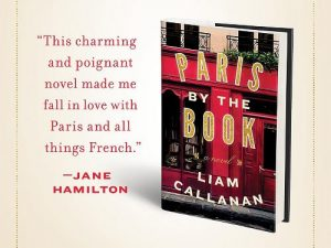 Paris by the Book <br> by Liam Callanan, Penguin Random
