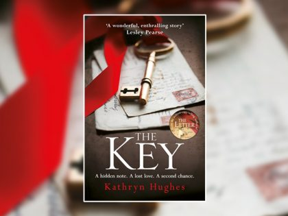 The Key <br> by Kathryn Hughes, Headline