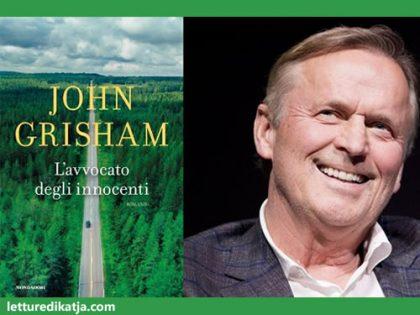 L'avvocato degli innocenti <br> di John Grisham, Libri Mondadori