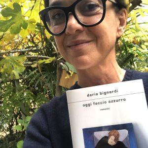 Oggi faccio azzurro di Daria Bignardi Libri Mondadori letturedikatja.com