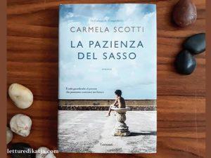 La pazienza del sasso <br> di Carmela Scotti, Garzanti