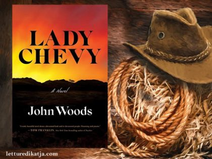Lady Chevy <br> by John Woods, Pegasus Books