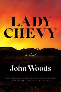 Lady Chevy John Woods Pegasus Books letturedikatja.com